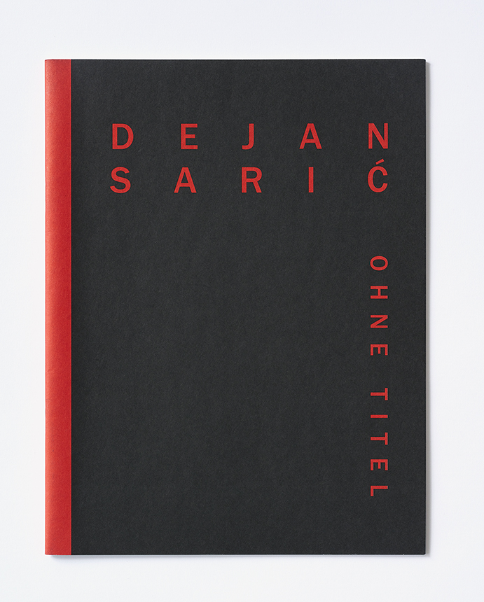 2011_Dejan Saric_Kunst_Kataloge